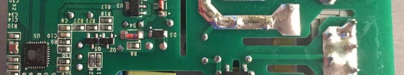 """Stellen Sie einen """"sauberen Kontakt"""" her, indem Sie a ändern Sonoff Dual (R2)"""