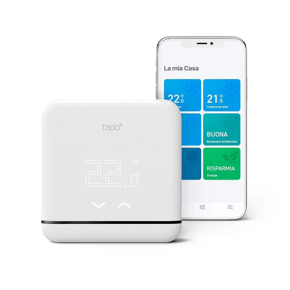 Tado° Climatizzatore Intelligente V3+ Unità e app