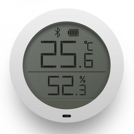 Termometro/Igrometro LCD Bluetooth Xiaomi Mijia - Frontale