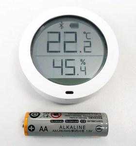 Xiaomi Mijia sensore di temperatura:umidità LCD Bluetooth - dimensioni