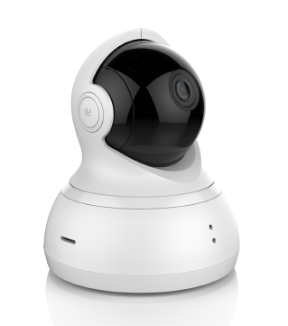 YI Dome Camera 1080p - Lateral
