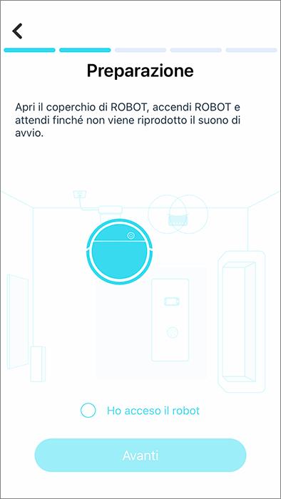 Yeedi - Installazione - 3