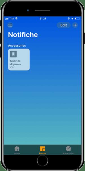 homebridge-pushed-notification - switch
