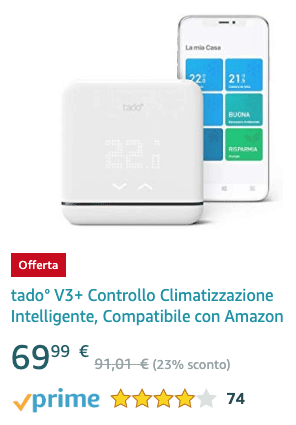 tado° V3 + Intelligent Air Conditioning Control - 20191209 flash