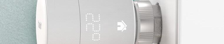 REDUCTION (chronométré?) Sur le kit Tado° Tête thermostatique intelligente