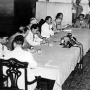 Negotiation table