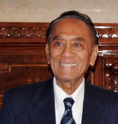 Laureate 2015: Dr. Arifin Siregar