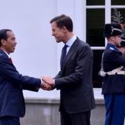Jakarta Globe - Jokowi en Rutte