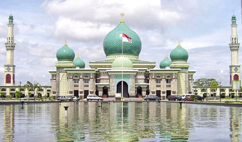 Riau Tourism: Pekanbaru - Siak Sri Indrapura - Selat Baru ...