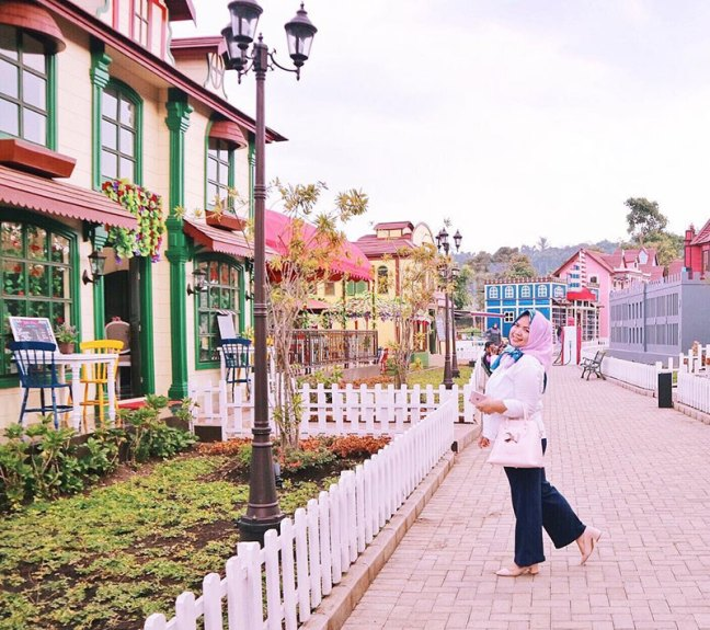 Wisata Outbound Lembang Bandung