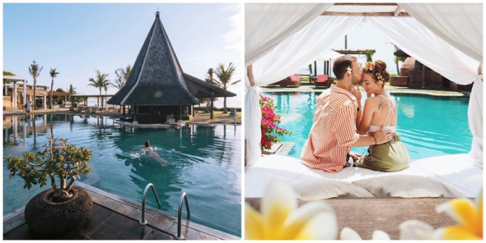 9 Quiet Romantic Beach Resorts For Couples In Bali Adults Only Options Too