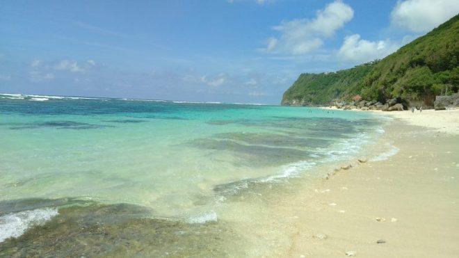 Bali dove andare al mare melasti beach