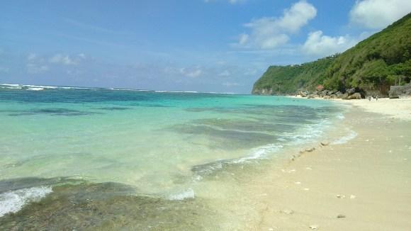 Bali mare melasti beach