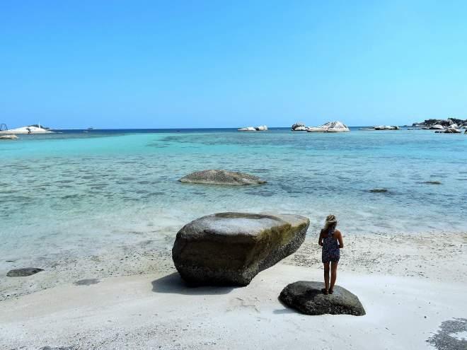 Belitung il mare più bello di indonesia