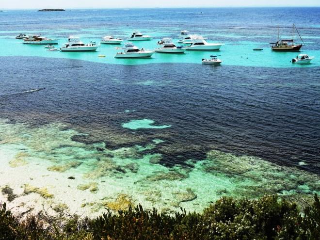 Australia Rottnest island azzurro