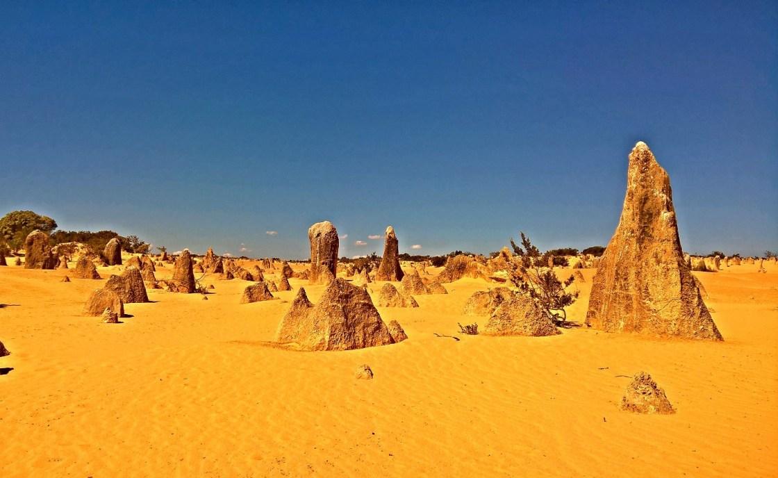 Western Australia il giallo dei pinnacoli