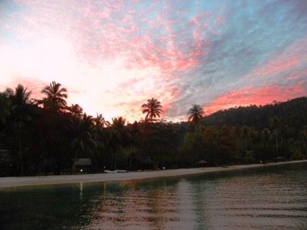 Le isole Molucche dal profumo di spezie hanno un mare incredibile