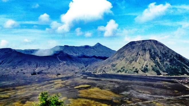 Giava i suoi vulcani