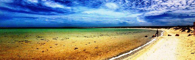 Australia little lagoon