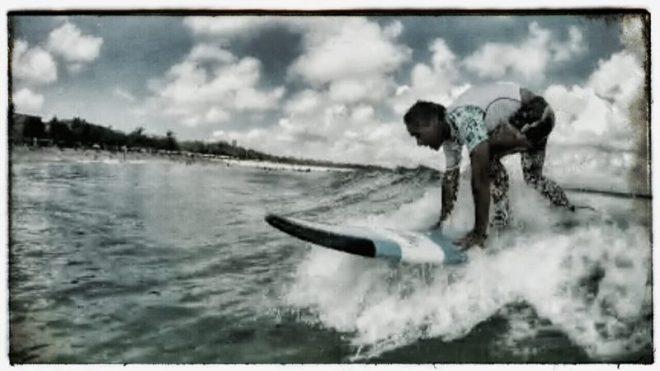 Bali surf a kuta