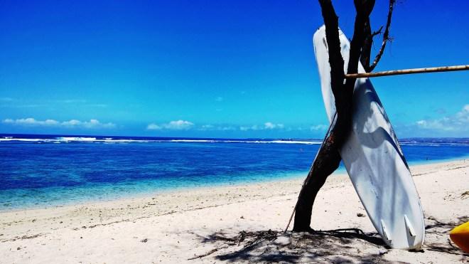 Bali spiaggia mare e surf