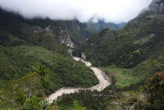 Irian Jaya Papua foresta e montagne