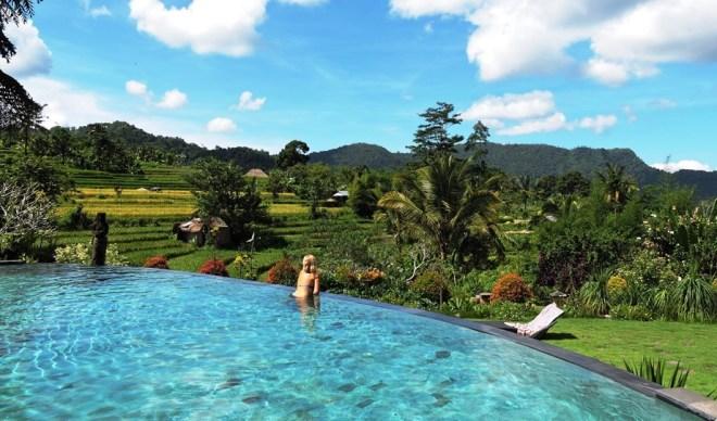 Sidemen pace e bellezza di Bali