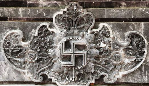 swastika balinese