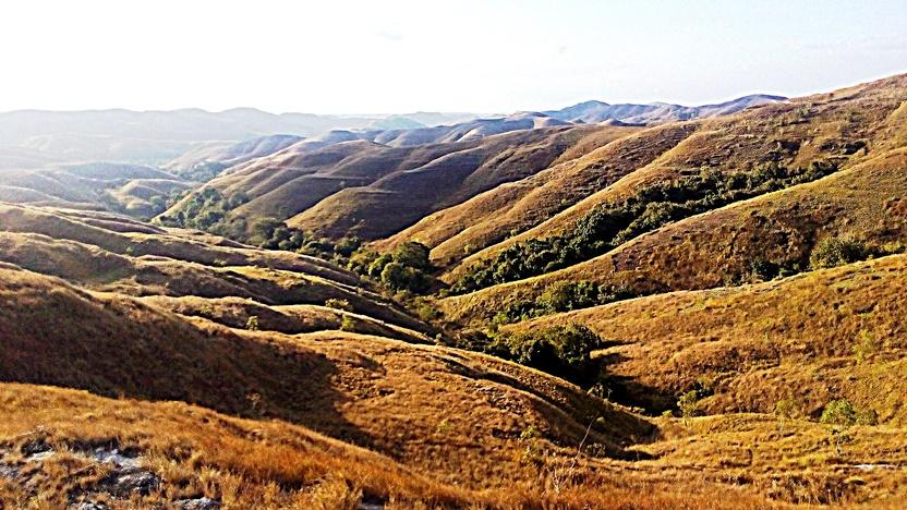 sumba Wairinding colline