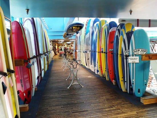 great ocean road torquay surf board shop