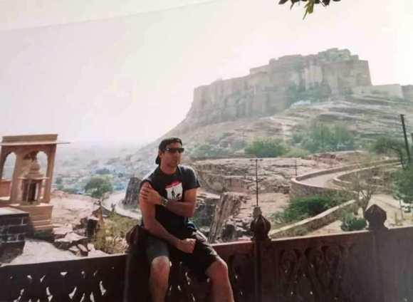Jodhpur forte Meharangah