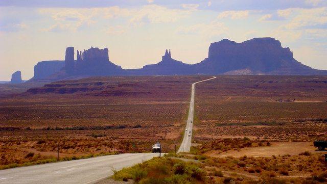 Monument Valley Highwai 163 Scenic Drive