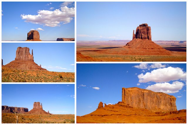 Monument Valley panorami