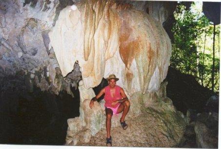 Cuba caverna