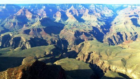 USA Grand Canyon immensità