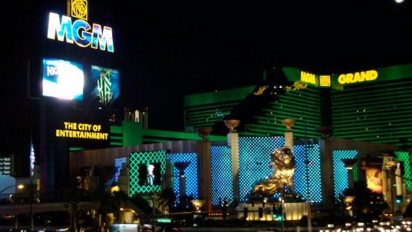 Las Vegas: MGM Grand