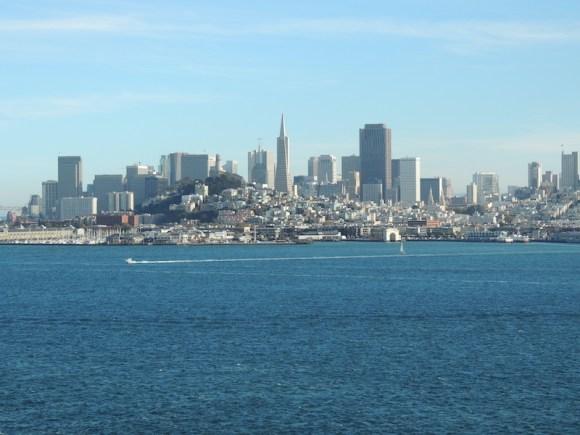 Le città della West Coast San Francisco