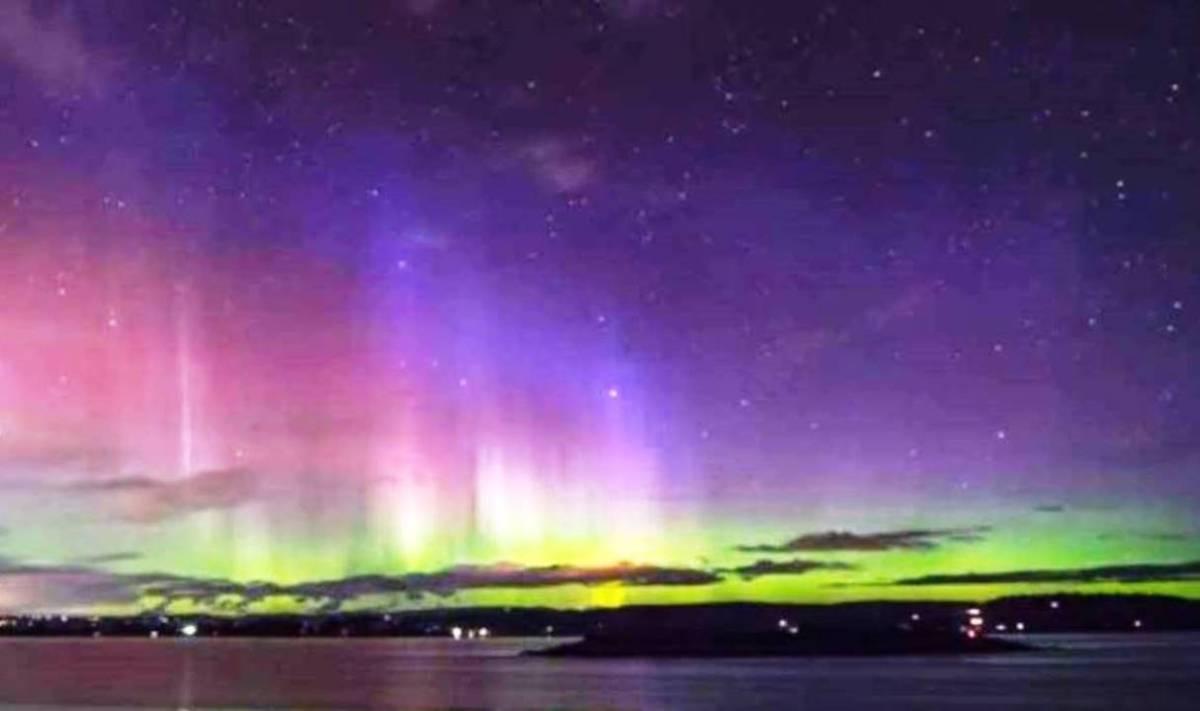 Tasmania aurora