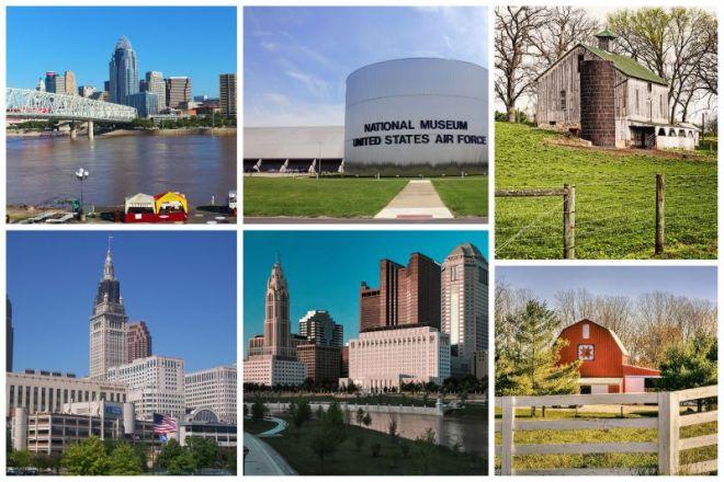 Midwest Ohio