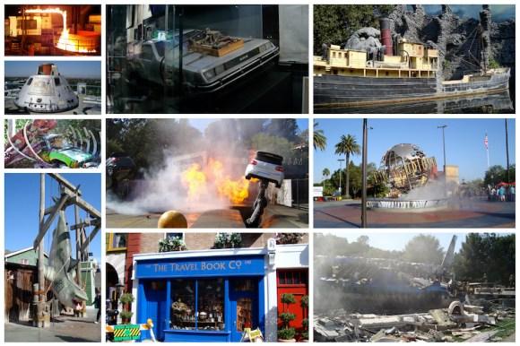 Le città della West Coast Los Angeles: Universal Studios