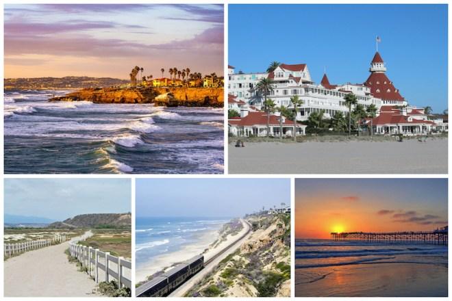Le città della West Coast San Diego