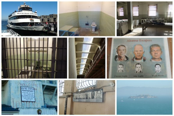 Le città della West Coast San Francisco: Alcatraz