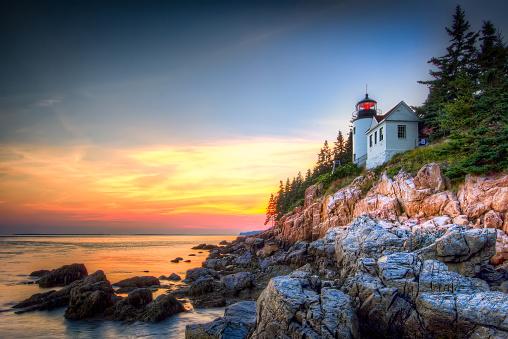 Nord Est Acadia National Park