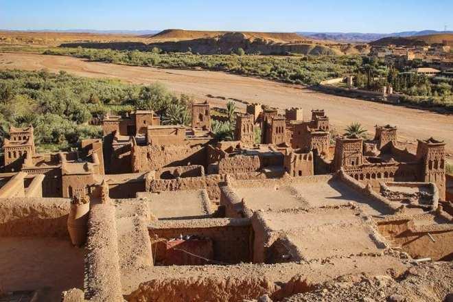 Marocco Ait Ben- haddou