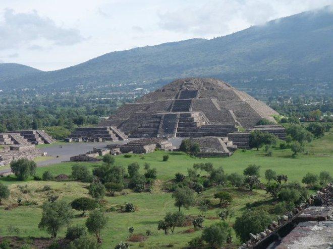 Piramidi del Sole e della Luna