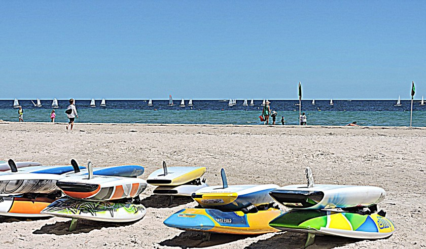 Adelaide la spiaggia di Marino