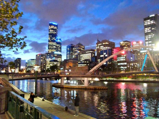 Australia tra città e natura: Melbourne Riverwalk
