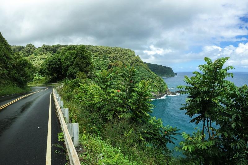Maui Hawaii Hana Road