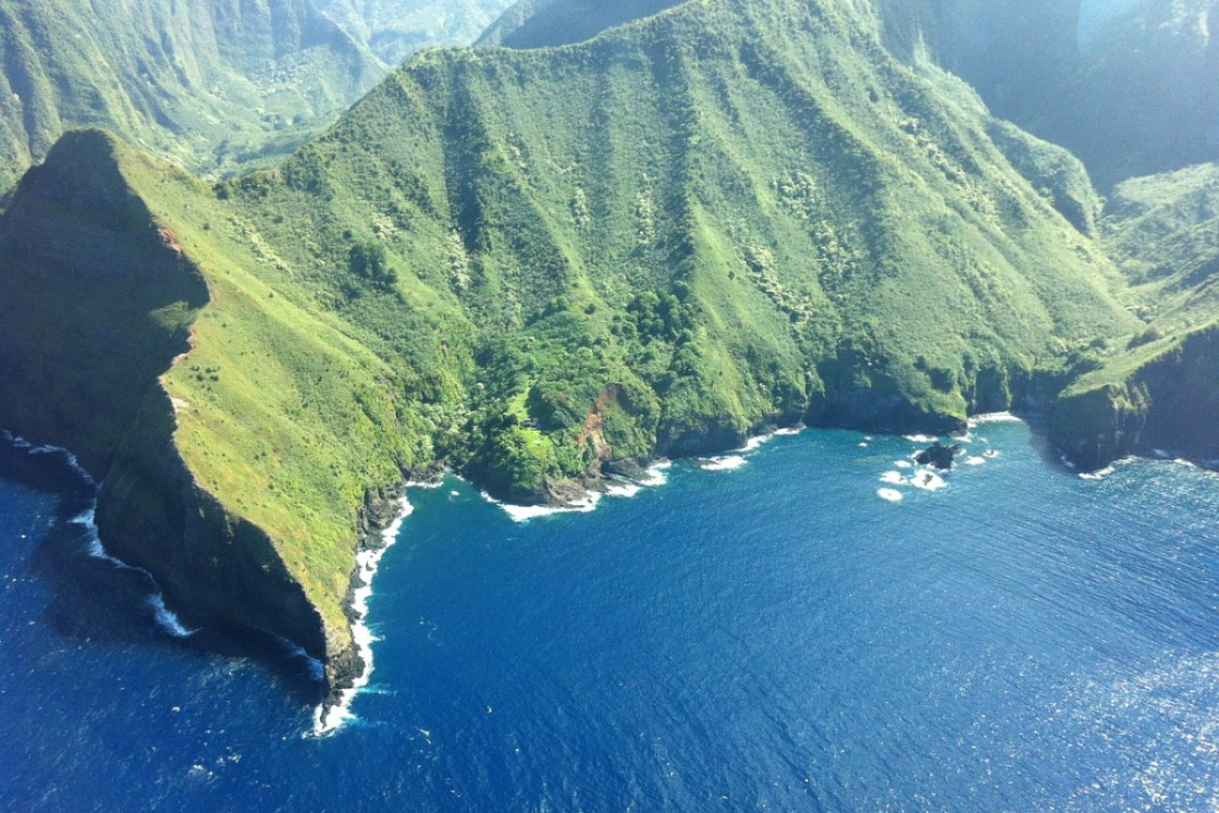 Molokai e Lanai