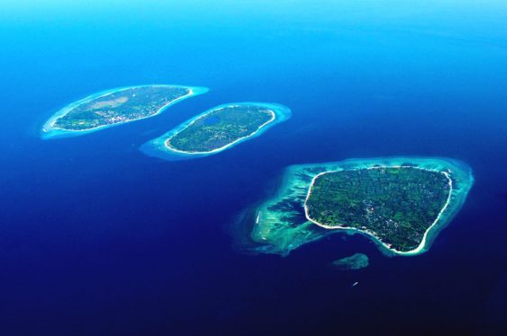 best time to visit Indonesia, Gili islands